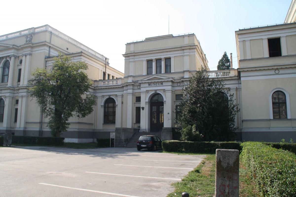 Εικ. 3: Εθνικό Μουσείο Βοσνίας-Ερζεγοβίνης, Σεράγεβο. Φωτ.: Α. Μπούνια.