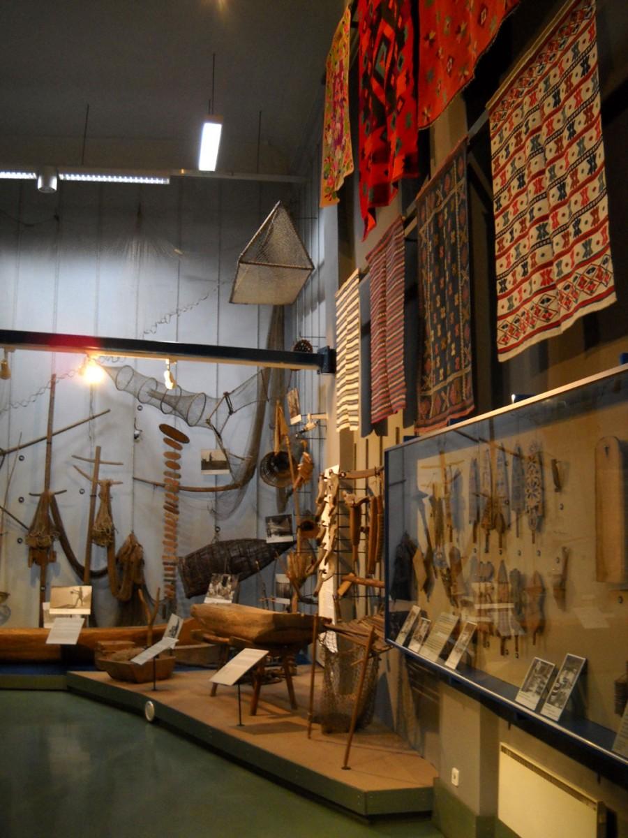 Εικ. 4: Εθνικό Μουσείο Εσθονίας, Τάρτου. Φωτ.: Α. Μπούνια.