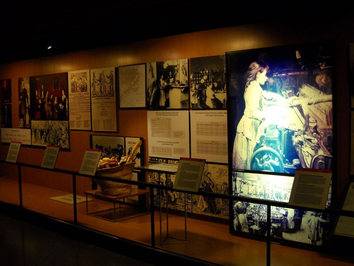 Εικ. 7: Μουσείο Ιστορίας της Καταλωνίας. Φωτ.: Α. Μπούνια