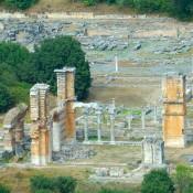 Προχωρούν τα έργα στον αρχαιολογικό χώρο των Φιλίππων
