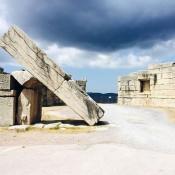 Αυτοψία στο τείχος της Αρχαίας Μεσσήνης μετά την πυρκαγιά