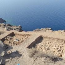 Νέα ευρήματα από την ανασκαφή στη Θηρασία
