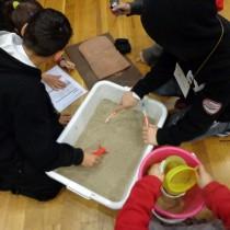 Μικροί αρχαιολόγοι της Θράκης σε δράση!