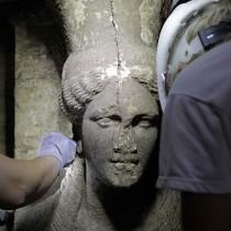 Επτά ελληνικές αποκαλύψεις που άλλαξαν τον αρχαιολογικό κόσμο το 2014