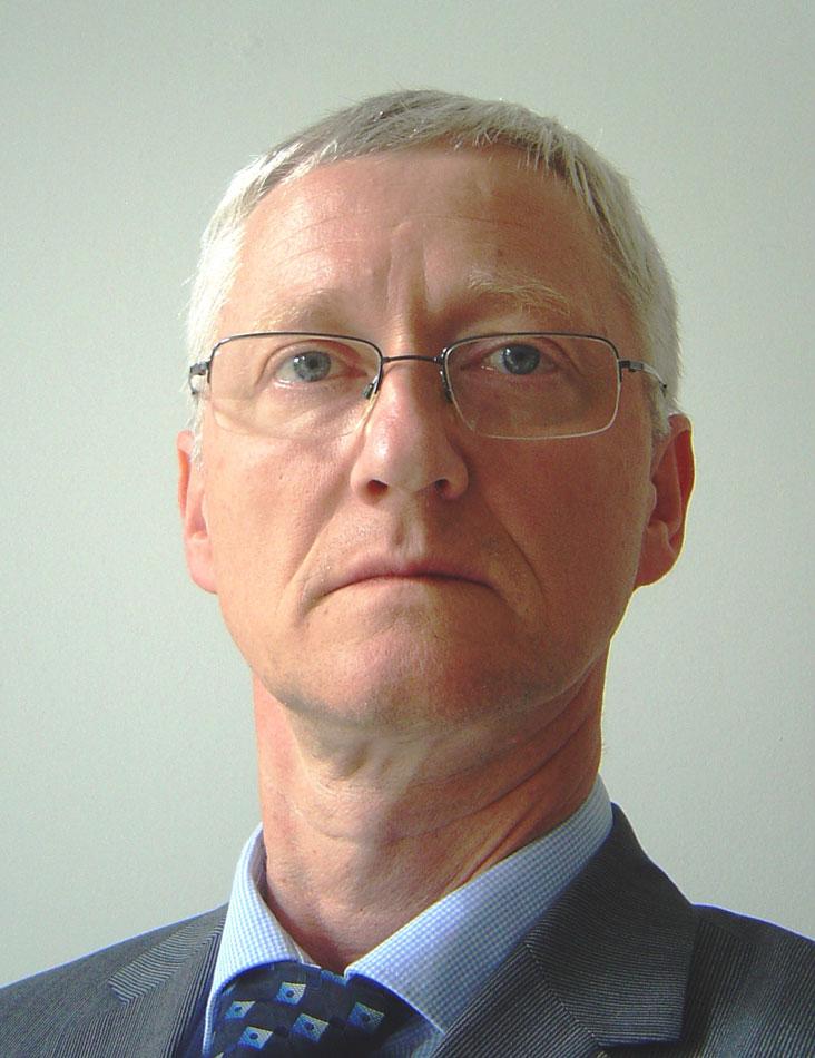 Ο καθηγητής Albrecht Berger.