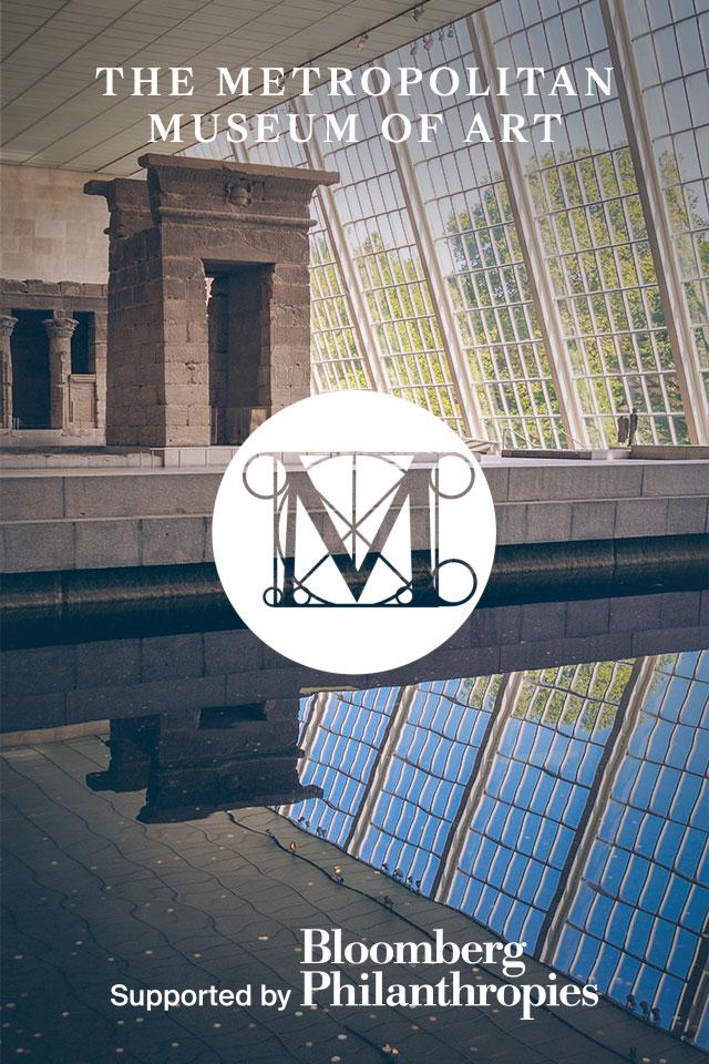 Εικ. 6. H εφαρμογή κινητού τηλεφώνου του Metropolitan Museum of Art, http://www.metmuseum.org/visit/met-app.