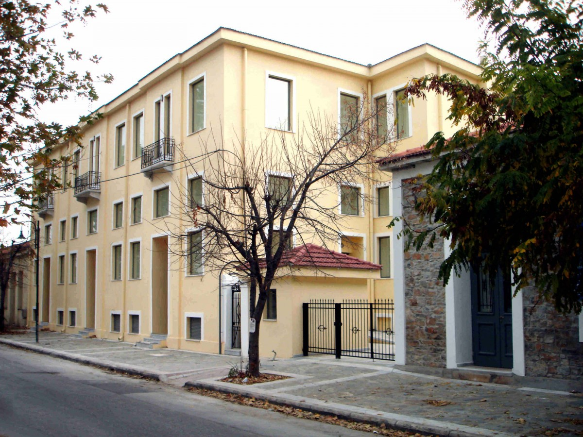 Το Μουσείο της Πόλης του Βόλου (φωτ. Γ. Σαλεσιώτης).