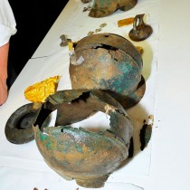 Μειώθηκαν οι ποινές για τον θησαυρό της αρχαίας Μακεδονίας