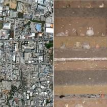 Ίχνη τόπου και ιζήματα χρόνου στην Αθήνα