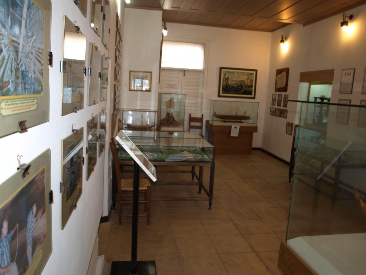 Εποχή χαλκού – σιδήρου, Ναυτικό Μουσείο Κρήτης