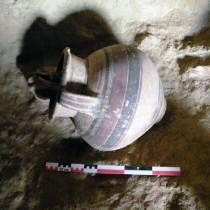 Ασύλητος αρχαϊκός τάφος στη νεκρόπολη του Κιτίου