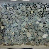 2.607 αρχαία νομίσματα επαναπατρίστηκαν από τη Γερμανία