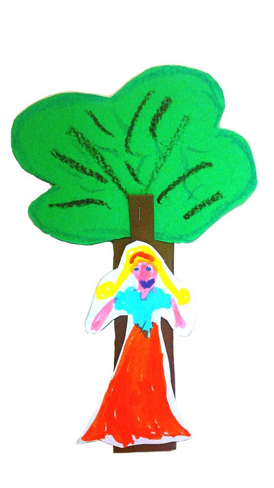 Οι αρχαίοι Έλληνες πίστευαν ότι όταν φυτρώνει ένα δέντρο μαζί του γεννιέται και μια νύμφη που ζει μέχρι να μαραθεί ή να κοπεί το δέντρο.