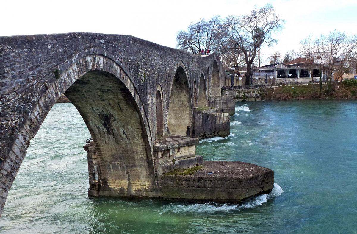 Το γεφύρι της Άρτας.