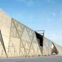 Στα «άδυτα» του –υπό κατασκευή– νέου μουσείου του Καΐρου