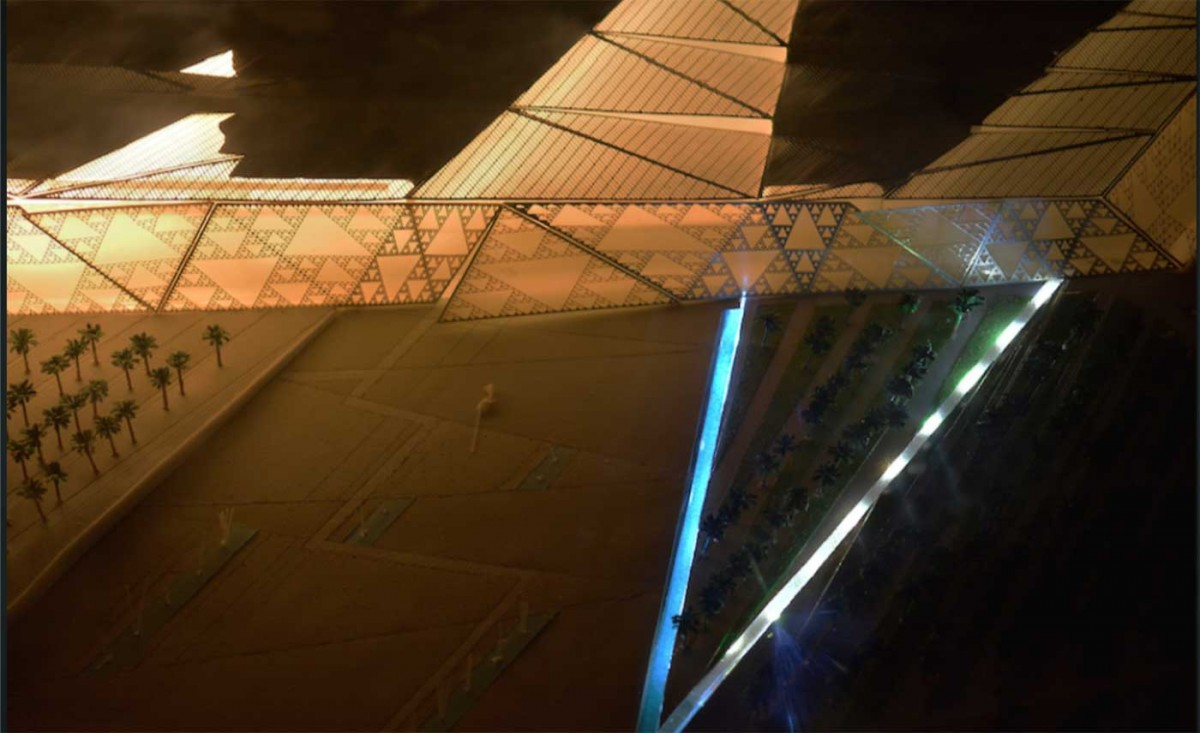 Το Grand Egyptian Museum είναι το μεγαλύτερο αρχαιολογικό μουσείο στον κόσμο.