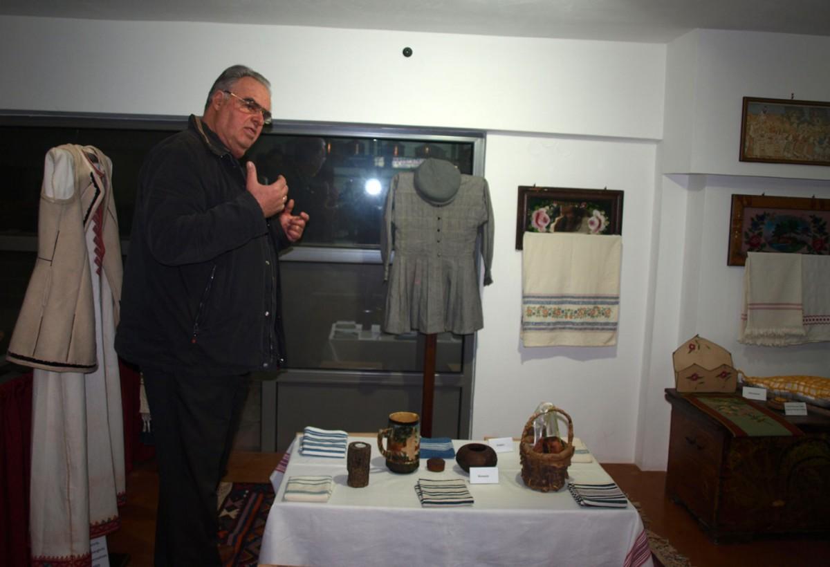 Εικ. 5. Ανάκληση μνήμης στο μουσείο.