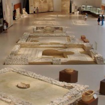 Μαθητές στο Αρχαιολογικό Μουσείο Πατρών