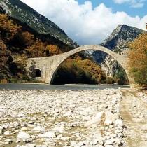 Γεφύρι της Πλάκας: έντονο το ενδιαφέρον για την αναστήλωσή του