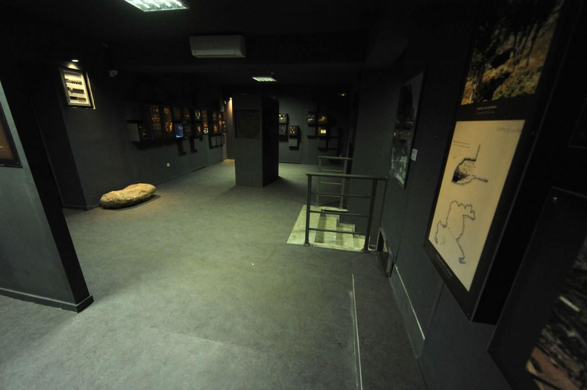 Εικ. 6. Ψηφιακό Μουσείο - Κέντρο αρχαιολογικής πληροφόρησης Ιδαίου Άντρου και Ζωμίνθου.