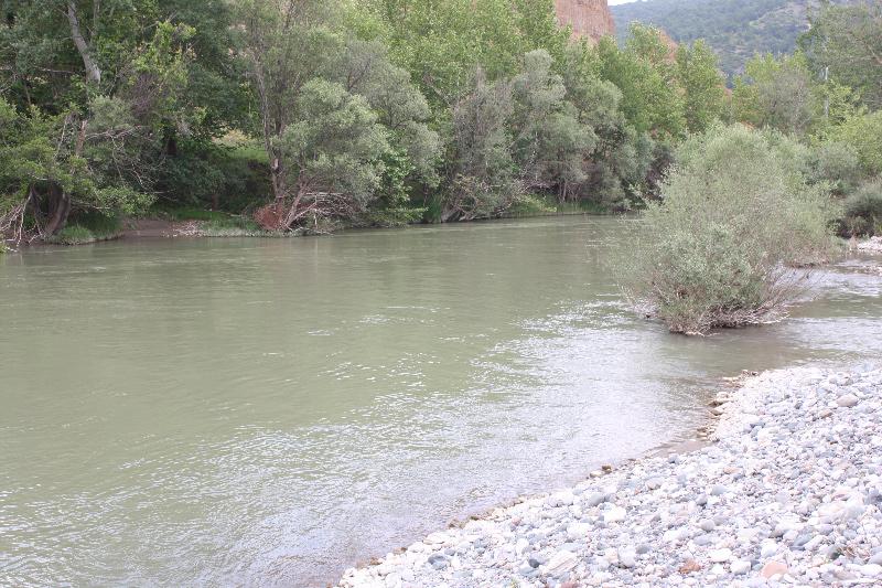 Εικ. 2. Ο ποταμός Αλιάκμων.
