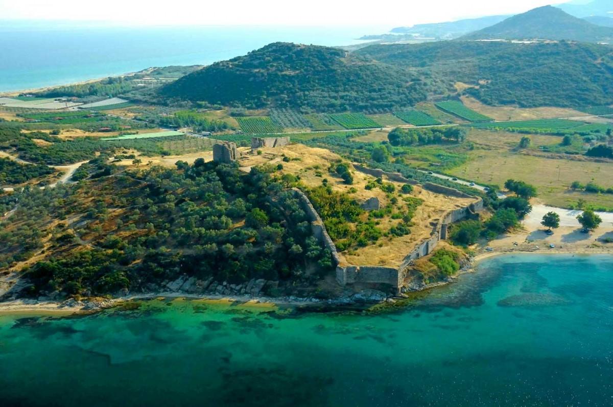 Η Ανακτορόπολη είναι ένα από τα σημαντικότερα αρχαιολογικά μνημεία στη δυτική άκρη της Περιφερειακής Ενότητας Καβάλας (φωτ. Αρχείο Δήμου Καβάλας / Αχιλλέας Σαββόπουλος).