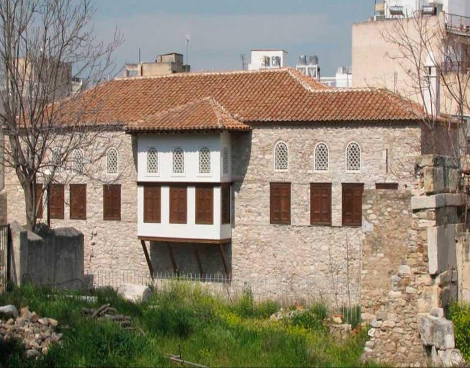 Η Οικία Μπενιζέλων στην Πλάκα, η παλαιότερη σωζόμενη οικία της Αθήνας κι ένα από τα σημαντικότερα δείγματα αρχοντικού των οθωμανικών χρόνων (φωτ. ΑΠΕ-ΜΠΕ).