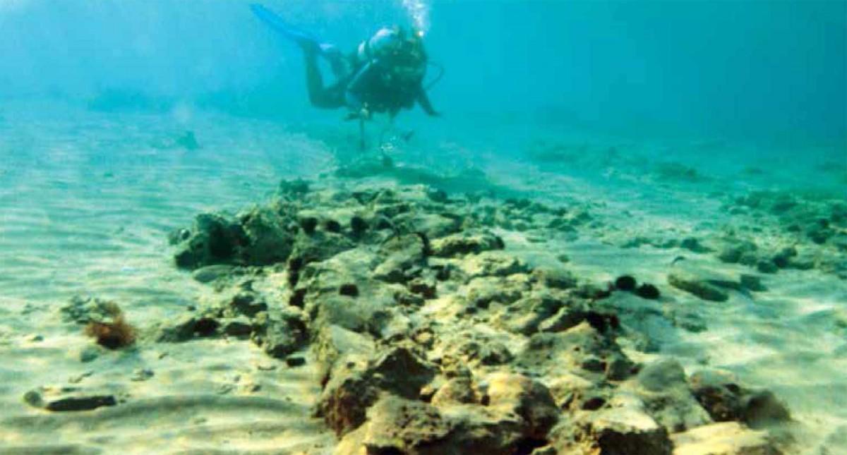 Τα υποθαλάσσια, σήμερα, προϊστορικά τοπία βρίσκονται ακόμα εκεί, στην ευρωπαϊκή υφαλοκρηπίδα, έτοιμα να εντοπιστούν και να μελετηθούν από τους ειδικούς (φωτ. Από Land Beneath the Waves/European Marine Board).