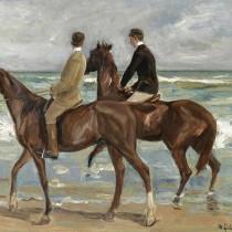 Δημοπρατείται πίνακας του Λίμπερμαν από τη Συλλογή Γκούρλιτ
