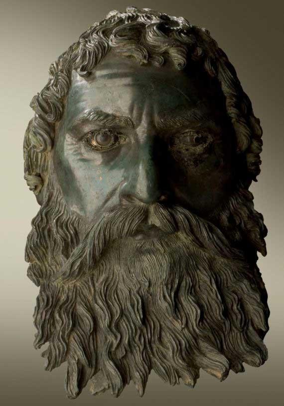 Χάλκινη κεφαλή του Σεύθη Γ΄. Φωτ.: © Institut national d'archéologie et musée - ABS/Ivo Hadjimishev.