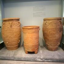 Στα εργαστήρια συντήρησης ο πίθος του Μουσείου Ηρακλείου