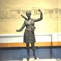 Το Αθέατο Μουσείο παρουσιάζει την «Άρτεμη από τη θάλασσα»