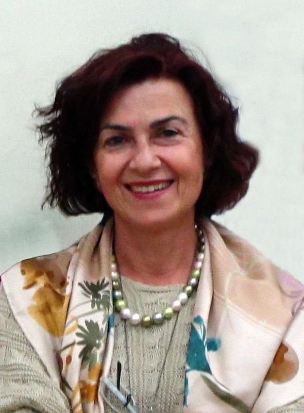 Η Τέτη Χατζηνικολάου, Πρόεδρος του Ελληνικού Τμήματος του ICOM.