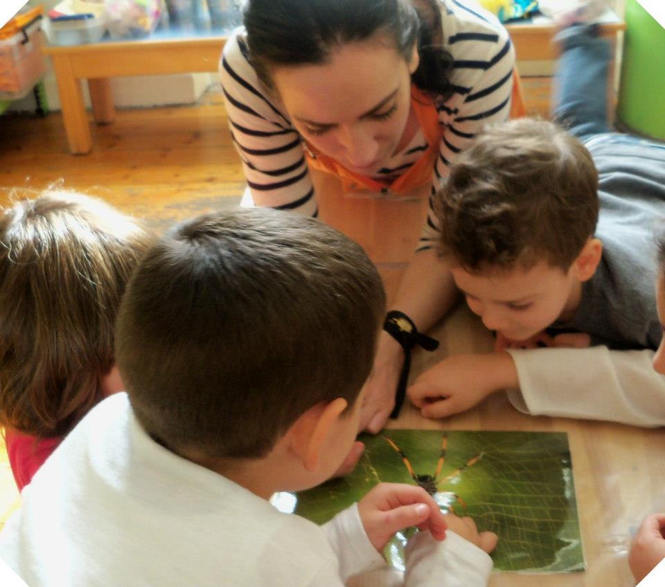 «Εθελοντικό πρόγραμμα», Eλληνικό Παιδικό Μουσείο