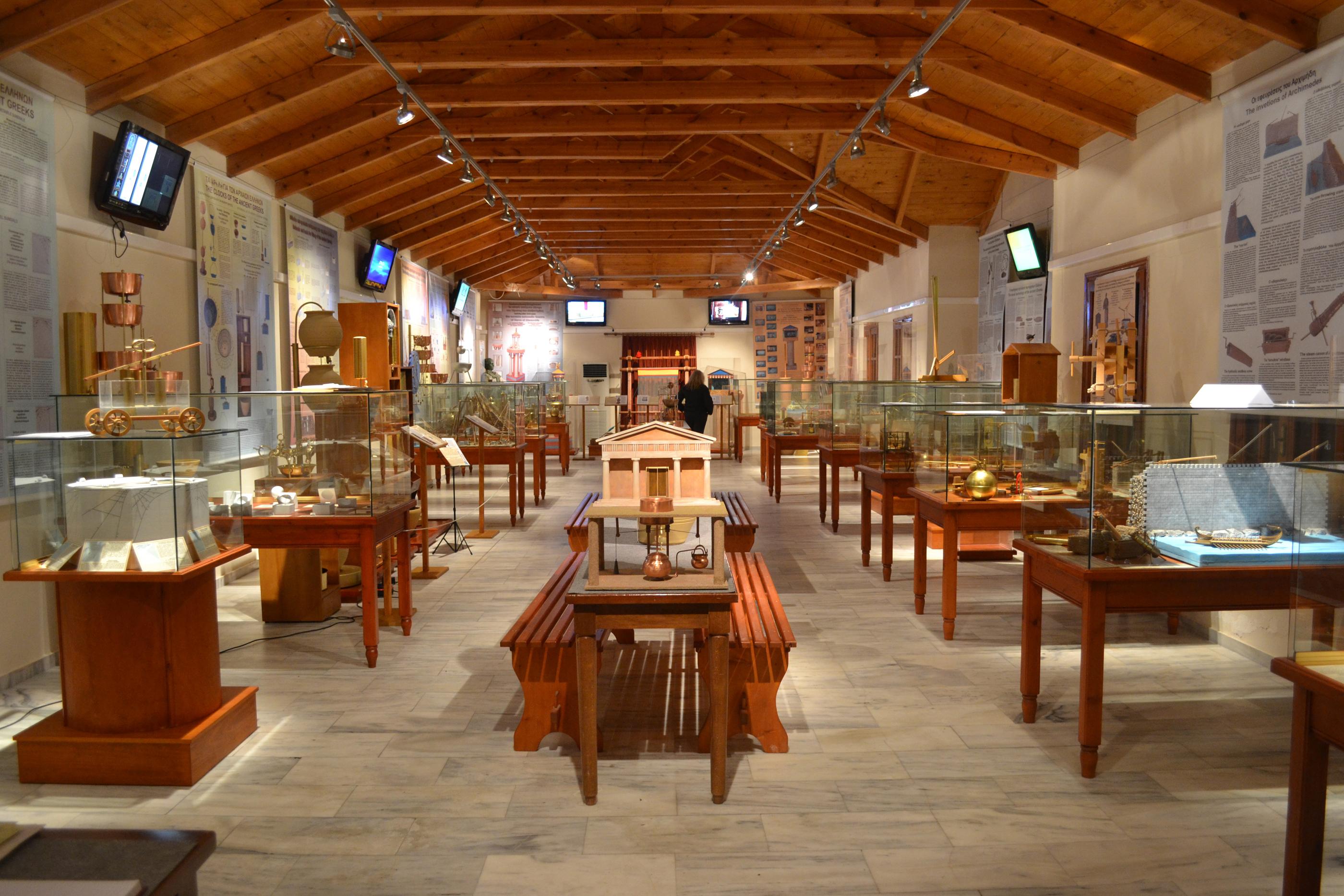 Αποτέλεσμα εικόνας για μουσείο αρχαιας ελληνικης τεχνολογιας