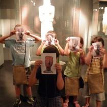 Τα 4 στοιχεία της φύσης στο Mουσείο Κυκλαδικής Τέχνης