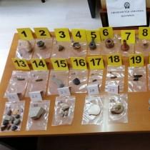 Ιωάννινα: σύλληψη για παράνομη κατοχή αρχαίων αντικειμένων