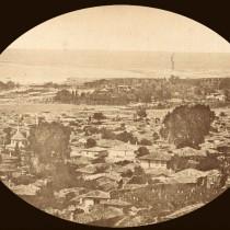 Θεσσαλονίκη: παλιές φωτογραφίες και οι πρώτοι χάρτες σταθμού και λιμανιού