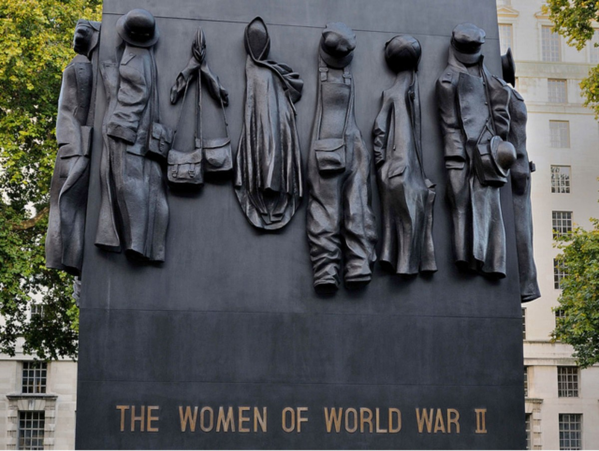 Εικ. 18. Monument to the Women of World War II, Λονδίνο 2005.