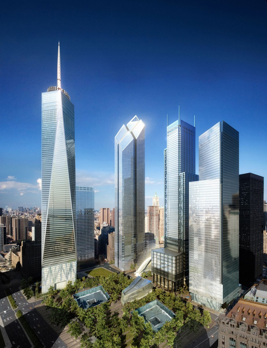Εικ. 8. The National September 11 Memorial Museum, Νέα Υόρκη, η τελική επιλογή.