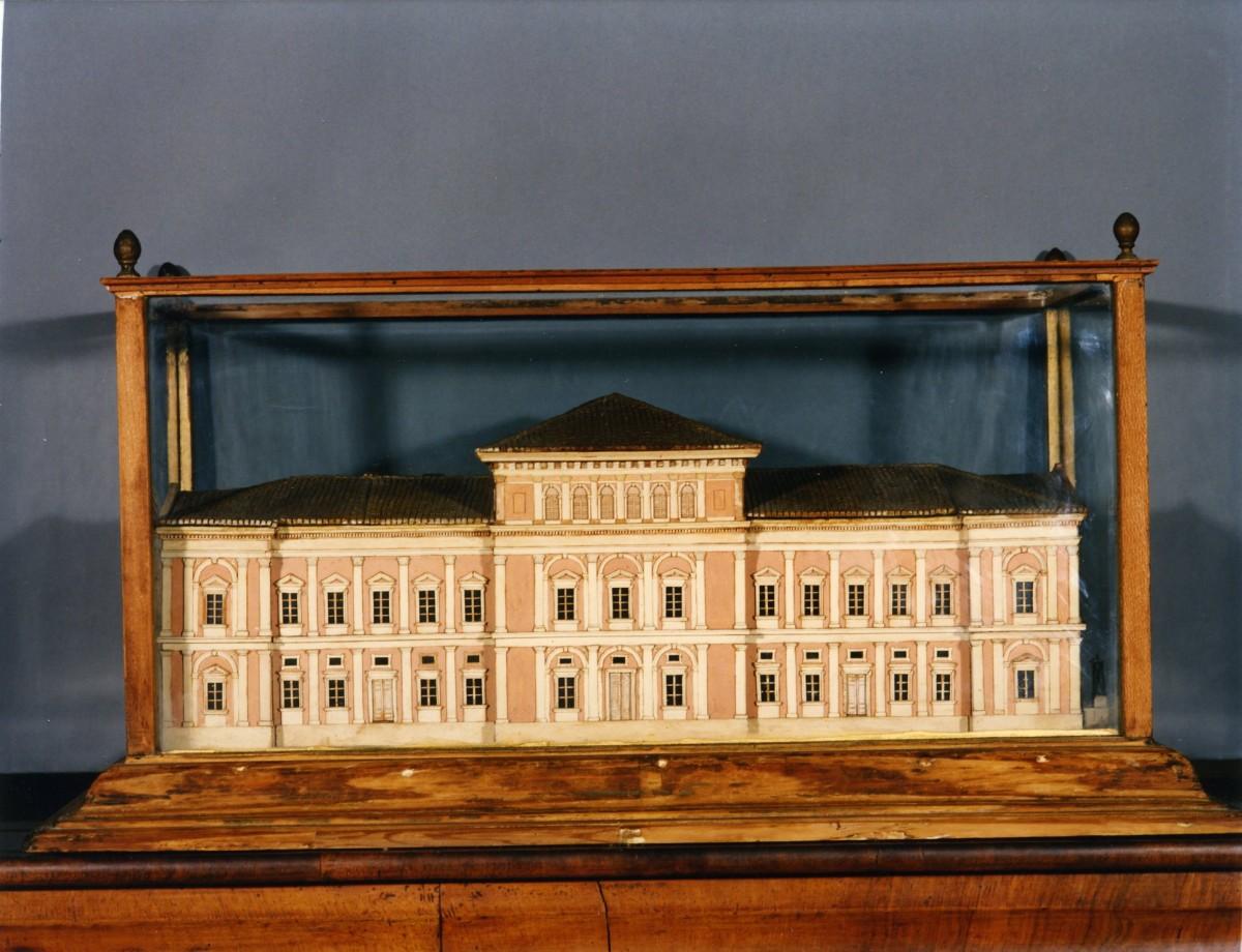 Μακέτα Δημοτικού θεάτρου, Μουσείο Ζακύνθου