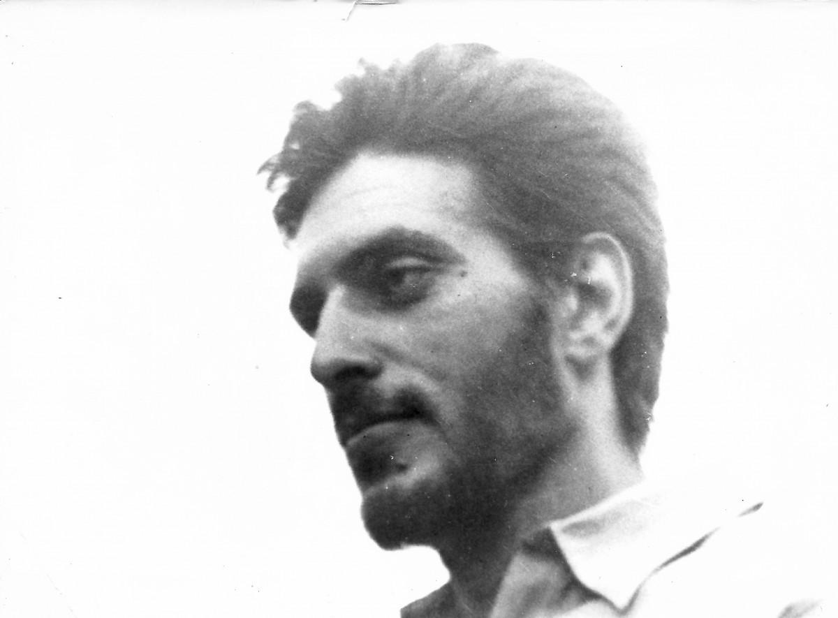 Εικ. 3.  Γιάννης Σακελλαράκης, 1965 (φωτ.: Νίκος Κούνδουρος).