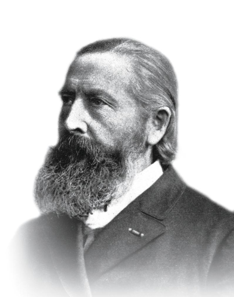 Ο Γερμανός μηχανικός Friedrich Hoffmann.