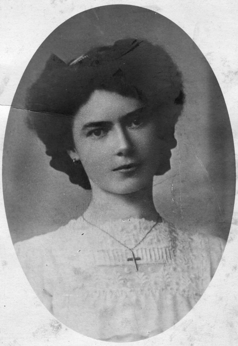 Εικ. 20. Στο στούντιο. Ελισάβετ Λου Φιξ , 1919.