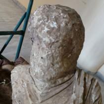 Μαρμάρινη προτομή κατασχέθηκε στο Ηράκλειο