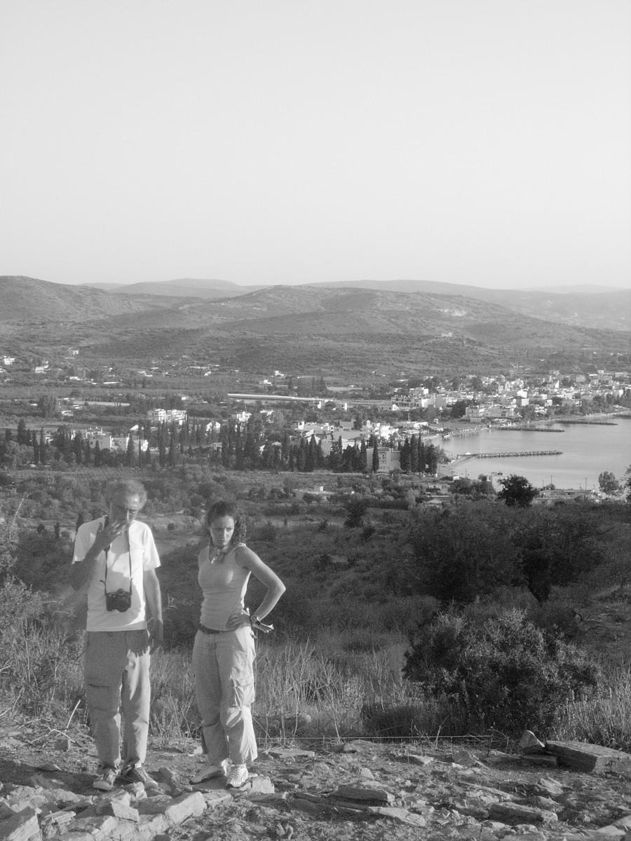 Σωρός Μαγνησίας, ιερό Απόλλωνος, 2008.
