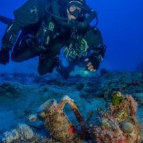 Ναυάγιο των Αντικυθήρων: υποβρύχια έρευνα και ανασκαφή