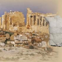 Ένα όνειρο ανάμεσα σε υπέροχα ερείπια…