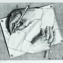 M.C. Escher: Η συλλογή του Μουσείου Ηρακλειδών στο Μουσείο Dalí