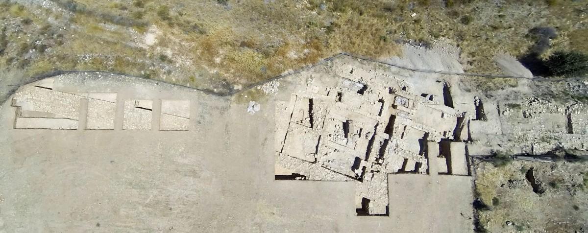 Μεταξύ 2009 και 2015 ερευνήθηκαν στο οροπέδιο του Χατζηαπτουλλά 800 τ.μ. (φωτ. Τμήμα Αρχαιοτήτων Κύπρου).